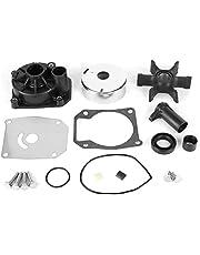 Waterpomp Impeller Reparatieset, Waterpomp Impeller Reparatie Revisie Kit 432955 Geschikt voor Johnson 60 65 70 75HP