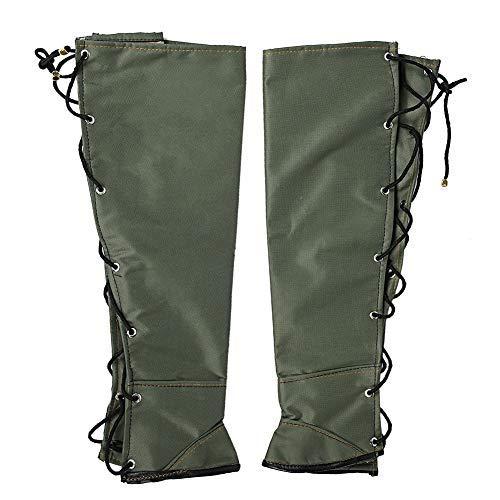 Legging voor de benen, slangenbestendige beenkappen voor het vangen van huisdieren, jungle doornen, slangenwormen, fietsbescherming etc. Stabiele prestaties, perforatieweerstand, scheurweerstand, bijtsterkte