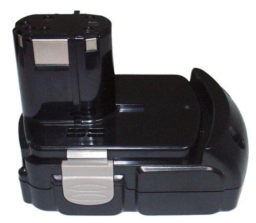 PowerSmart–Batería de ion de litio de 18V 2000mAh batería para HITACHI ds18dlp4dv 18DCL, DV 18DL, DV 18DMR, DV 18DVKS, DV18DLP4, G 18DL, G 18DLX, g18dlp4, RB 18DL, RB 18dlp4, UB 18DL, WH 18DL, WH 18DMR, WH18DFL, wh18dlp4, WR 18DL, WR 18DMR, WR18DLP4