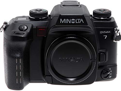 Minolta Dynax 7 - Cámara réflex analógica autofocal Cámaras fotográficas.