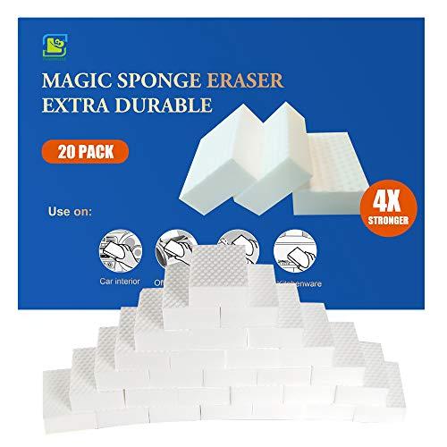 20 esponjas de limpieza mágicas multifunción, para limpieza del hogar