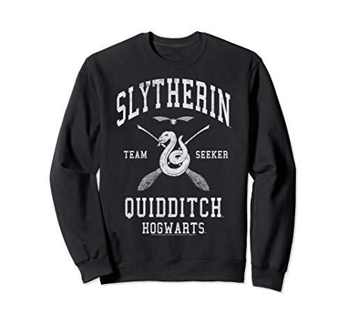 Harry Potter Slytherin Quidditch Team Seeker Sweatshirt