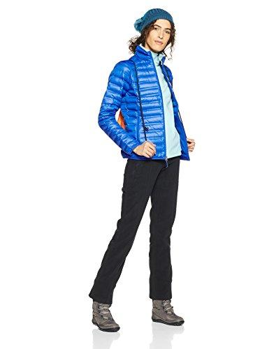 Columbia Women's Flash Forward Down Jacket, Blue Macaw, Medium