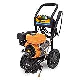 HAIGE エンジン 高圧洗浄機 21MPa 5つの噴射パターン 洗浄剤タンク付 給水機能付 洗車 HG-DGPW2109