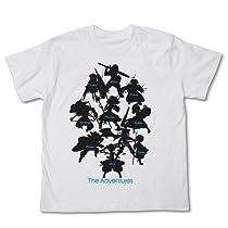 世界樹の迷宮III 世界樹の迷宮III Tシャツ ホワイト サイズ:L