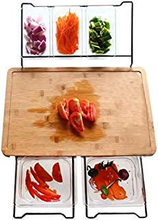 Multifunctional Cutting Board +PC Box 5 Worry-free Quality