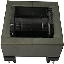100sets ER2828 EC2828 ER28/28 EC28/28 Transformer ferrite core Inductor ferrite Bead RF Choke ferrite with 6+6pin Vertical Bobbin MnZn PC40