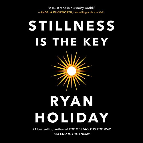 Stillness Is the Key audiobook cover art