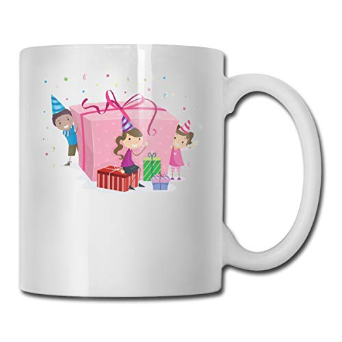 Muttertag Kind Wunsch Clip Art Cartoon Geschenk Geschenkbox Material Aafdd Lustige Keramikbecher Kaffeetasse