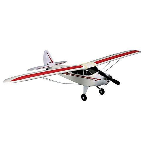 HobbyZone Super Cub S RTF with Safe RC Airplane