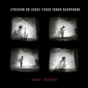 Lyricism on 432hz-Tuned Tenor Saxophone