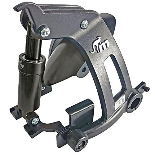 Monorim - Kit de suspensión trasera para scooter eléctrico Segway Ninebot Max G30