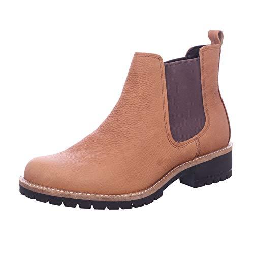 ECCO Damen Elaine' Boots, Braun (Amber 03-1112), 39 EU