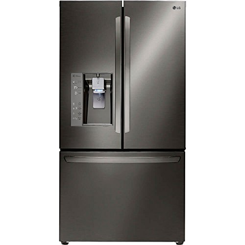 Lg LFXC24726D: LG Diamond Collection 24 CU.FT Ultra-capacity 3 Door French Door Refrigerator