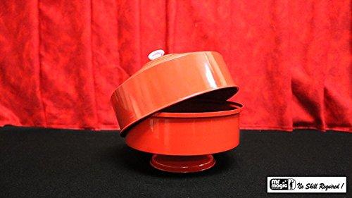 Dove Pan Powder Coated Aluminum by Mr Magic Trick