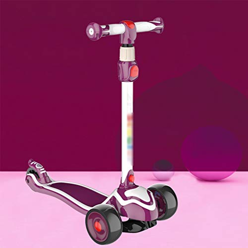 Learn More About Scooters Self Balancing Cartoon Outdoor Children's Men's and Women's Fashion Flash ...