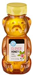 This product was previously a Solimo product. Now it's part of the Happy Belly brand, the product is exactly the same size and quality. One 12 oz. honey bear US Grade A, Filtered This product is heated and processed to aid the filtration process The ...