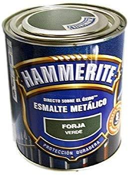 BRUGUER HAMMERITE Esmalte 750 ML, Verde Forja
