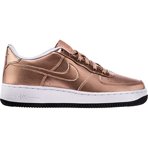 Nike Mädchen 877083-901 Fitnessschuhe, Mehrfarbig Rot Weiß MTLC Red Bronze White, 36.5 EU