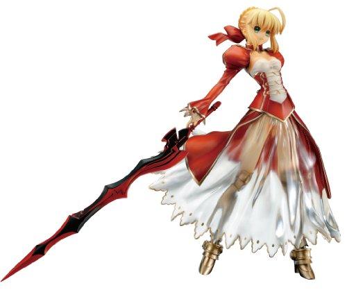 Fate/EXTRA: Saber Extra 1/6 PVC figurine