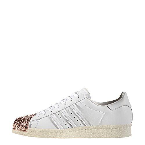 adidas Superstar 80S 3D MT W Calzado white/white ⭐