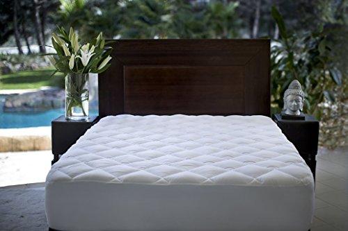 Top Nimbos - Protector Cubre colchón,80 x 200,Blanco