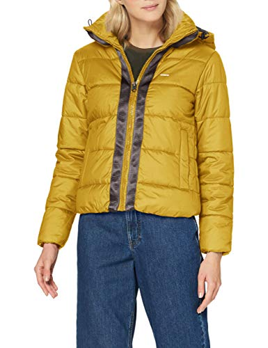G-STAR RAW Meefic HDD Pdd Jacket Wmn Chaqueta, Green Sulphur B958-5164, XS para Mujer