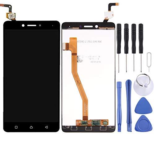 LIUDSBFQINGR Smart Phone Touch LCD-Anzeige Komplette Montage von LCD-Display & Digitizer für Lenovo K6 Hinweis