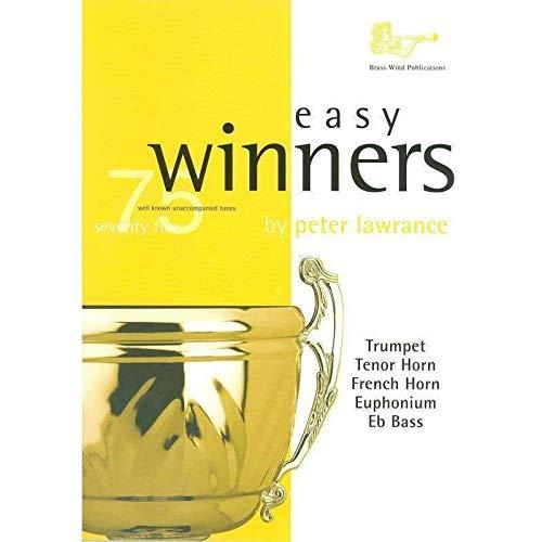 Easy Winners (Horn In F/Horn In E/Tuba). Für Horn, Tuba