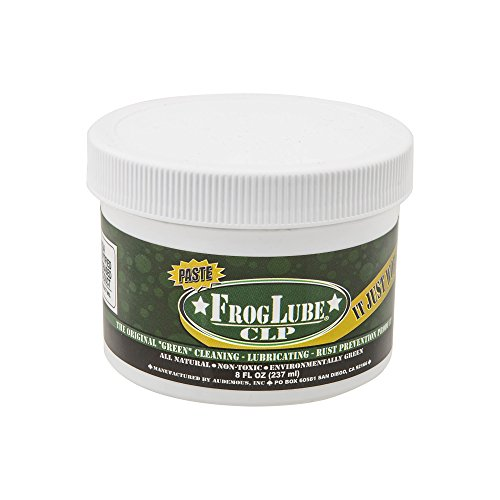 Froglube CLP 8 Oz. Tub of Paste Gun Cleaner...