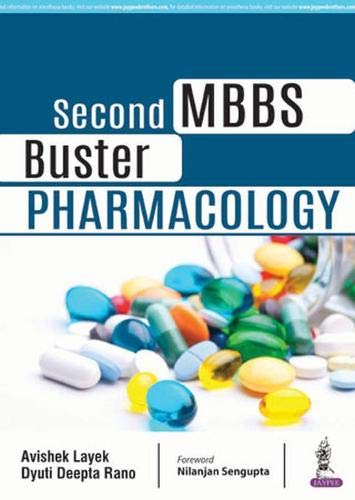 Second Mbbs Buster Pharmacology