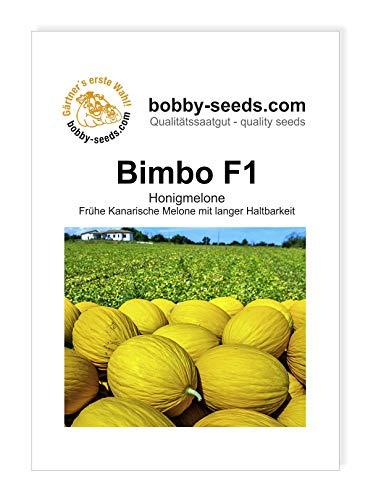 Bimbo F1 Kanarische Honigmelone Samen von Bobby-Seeds Portion