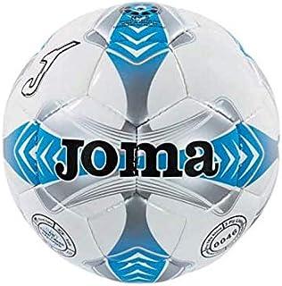 Joma Egeo 5 Soccer Ball Egeo.5 Wht/Turquoise @Fs