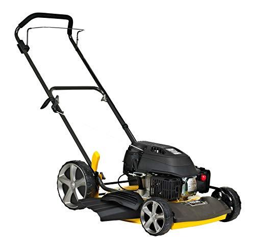 TEXAS Smart 5105 WS | Benzinrasenmäher | Rasenmäher | 4-Takt | 51 cm Arbeitsbreite | Schnitthöhenverstellung | Mulchfunktion