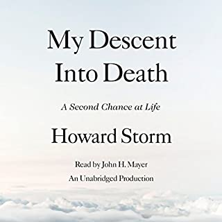 My Descent into Death audiobook cover art