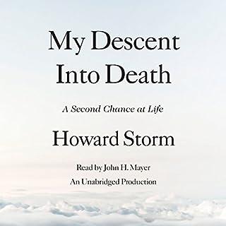 Couverture de My Descent into Death