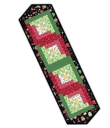 Jingle All The Way - Christmas - Runner - Maywood Studio - Kim Christopherson - 714329573731-1533240465