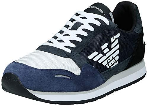 Emporio Armani Herren Sportschuhe, Color Blau, Marca, Modelo Herren Sportschuhe X4X215 XL200 Blau