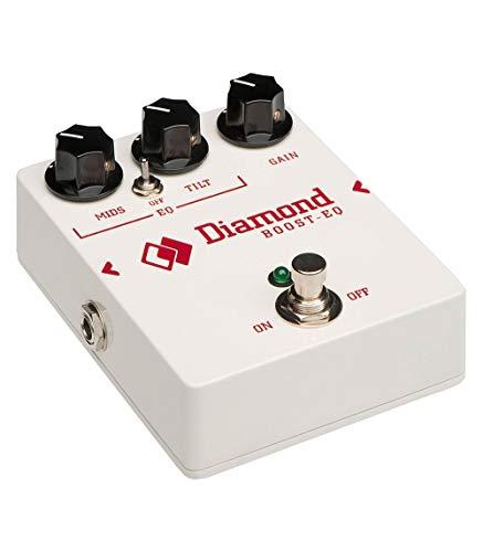 Diamond Guitarra Pedal Boost EQ - Amplificador para guitarra
