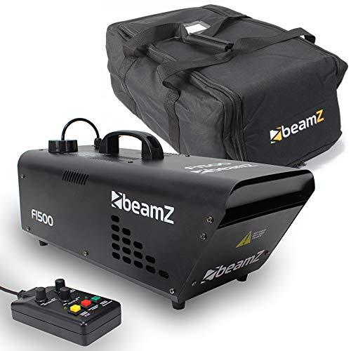 Beamz DMX Haze Machine Mist Effect Stage Party Disco + FREE Bag & Remote...