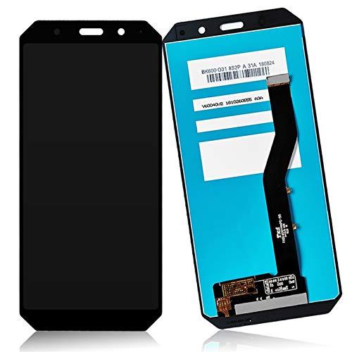 MOLIBAIHUO 5.99'2160 * 1080 Compatible con AGM A9 IP68 LCD Pantalla táctil digitalizador digitalizador de Vidrio Compatible con la reparación del teléfono LCD de AGM H1 + Herramientas gratuitas LCDs