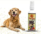 DETERS CHEWING HUMANELY: Train your furry friend to stop chewing, biting, gnawing and licking things they shouldn't. Our anti chew spray is the safe, gentle and humane alternative to harsh training methods. Don't yell or swat, simply spray surface an...