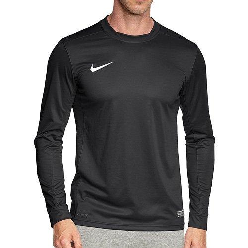 Nike Herren Trikot Langarm Park Vi, Black/White, M