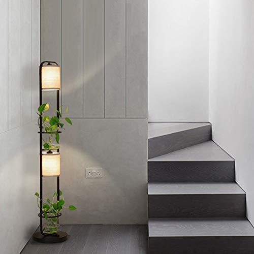 EIU Nordic Creatieve vloerlamp woonkamer Ins Wind Bed Head Slaapkamer verlichting Personity Plant Sofa Vertical Lighting M20-03-05