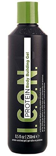 Icon 1256-70151 Protéine Gel pour Corps/Définition 250 ml