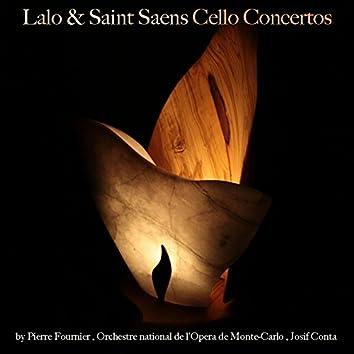 Lalo & Saint-Saëns: Cello Concertos