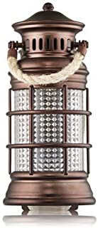 【Bath&Body Works/バス&ボディワークス】 ルームフレグランス プラグインスターター (本体のみ) 灯台 ナイトライト Wallflowers Fragrance Plug NAUTICAL LANTERN Night Light [並行輸入品]