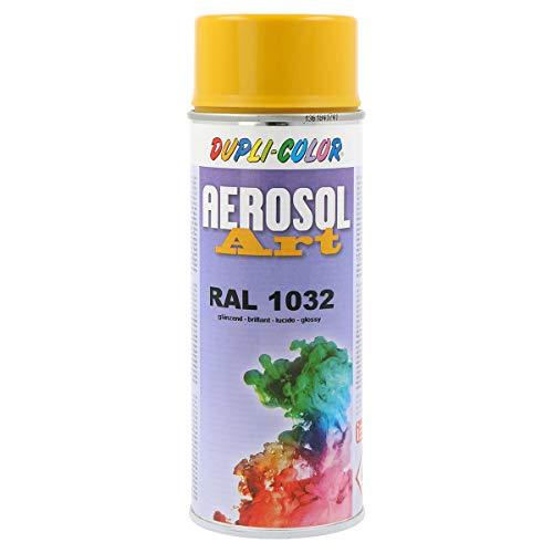 Dupli-Color 741036 Aerosol Art Ral 1032 glänzend 400 ml