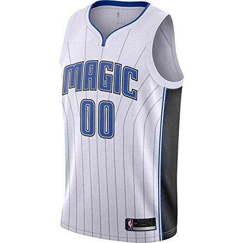 Outerstuff Aaron Gordon Orlando Magic #00 Youth White Association Editon Swingman Jersey (Youth - Small)