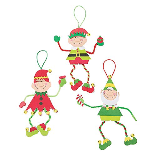 Make an Elf Craft Kit - Crafts for Kids and Fun Home Activities